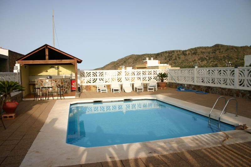 piscina - Fantastic Villa in Gran Canaria with private pool - Valsequillo - rentals