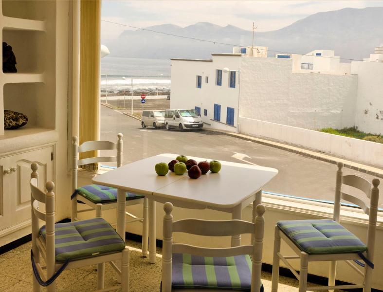 Dining Room - Apartment Las Gaviotas - Famara - rentals