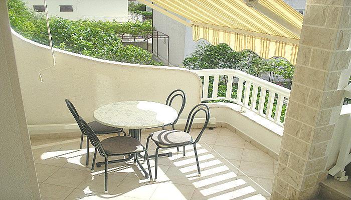 Villa Bonaca - nice apartment in Adriatic - Image 1 - Baška - rentals