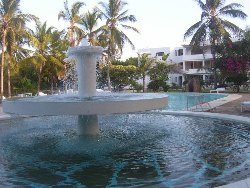 swimming pool - Malindi  Beach and Town apartment N°1 in Sporting - Malindi - rentals