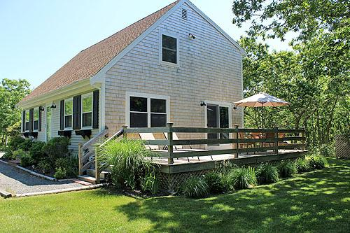 1655 - Beautiful Home with Central Air Conditiong Located by Long Point Beach - Image 1 - West Tisbury - rentals