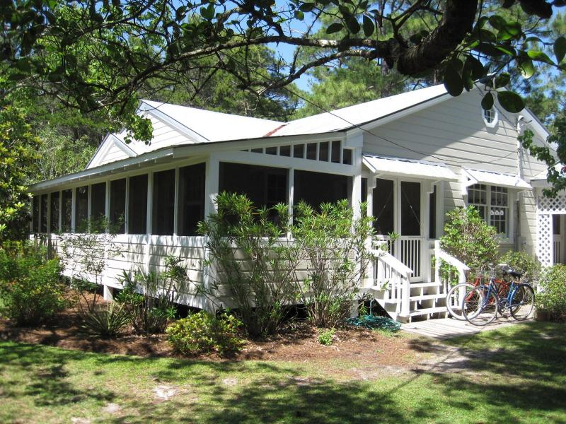Pet-Friendly Cottage in Seagrove Beach - Image 1 - Seagrove Beach - rentals