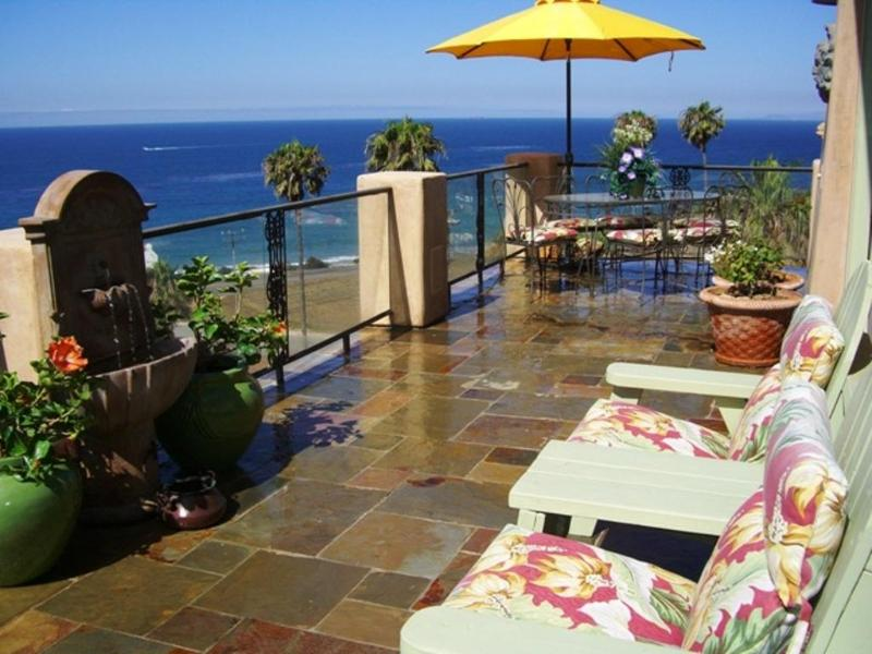 Jaw dropping ocean entertaining decks - SEASIDE UBER LUXURY! - Malibu - rentals