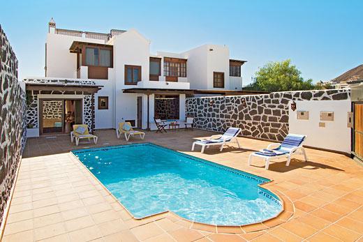piscina - Villa Reme - Playa Blanca - rentals