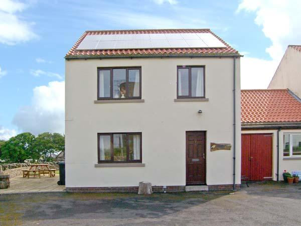CAUSEWAY HOUSE, sea views, dog-friendly, lawned garden, on Holy Island, Ref 26555 - Image 1 - Holy Island - rentals