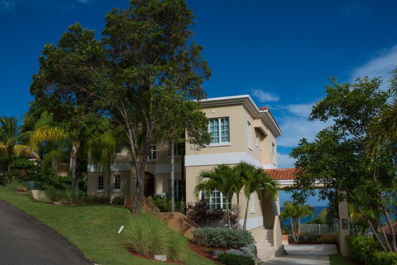Front of House - Palmas Luxury Home With Generator - Humacao - rentals