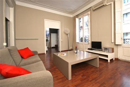 Barcino Apartment A - Image 1 - Barcelona - rentals