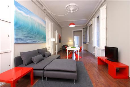 Barcino Apartment B - Image 1 - Barcelona - rentals