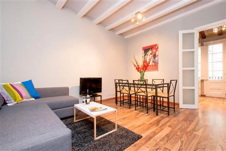 Laietana Gothic Apartment B - Image 1 - Barcelona - rentals