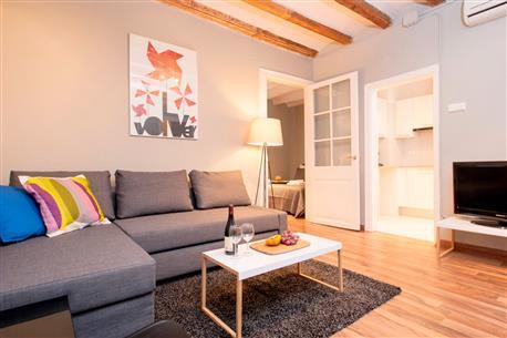 Laietana Gothic Apartment A - Image 1 - Barcelona - rentals