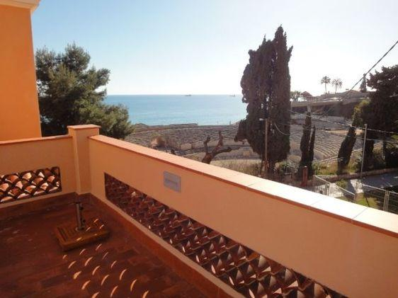 Terrace - Tarraco Apartment - Province of Tarragona - rentals