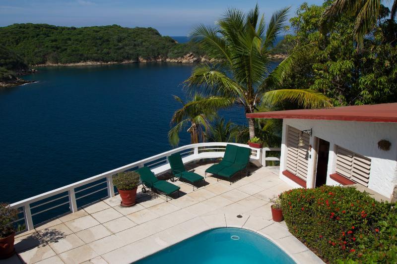 Acapulco Oceanfront Mansion Private Ocean Access - Image 1 - Acapulco - rentals