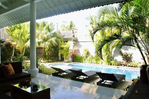 SEMINYAK (o) - 4 Bedroom Villa -  MANIS - Image 1 - Seminyak - rentals