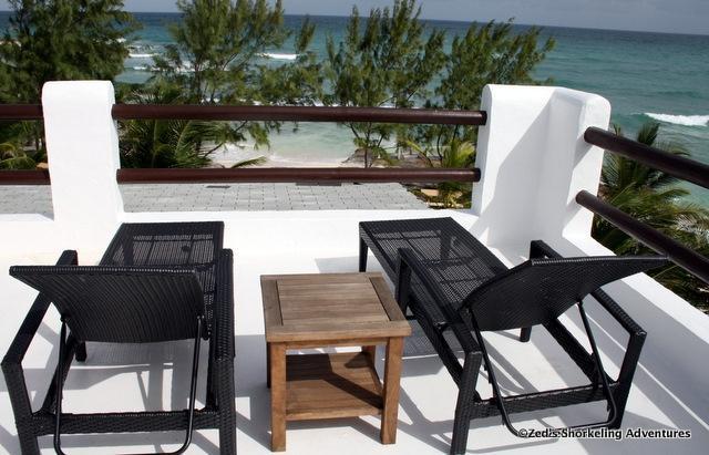 Roof Deck - Surfers Point Guest House - Stargazer 2 bedroom - Bridgetown - rentals