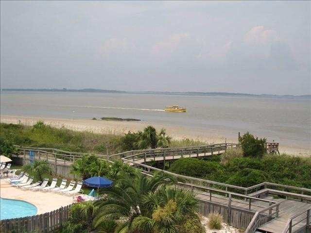 Savannah Beach & Racquet Club 311A - Image 1 - Tybee Island - rentals