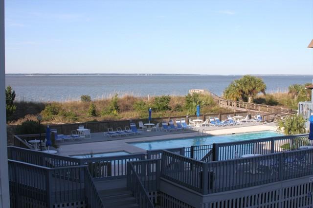 Savannah Beach & Racquet Club 217B - Image 1 - Tybee Island - rentals