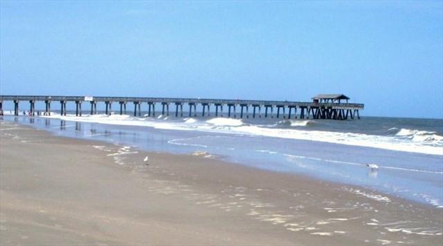 South Beach Rental 8-16th#8 - Image 1 - Tybee Island - rentals
