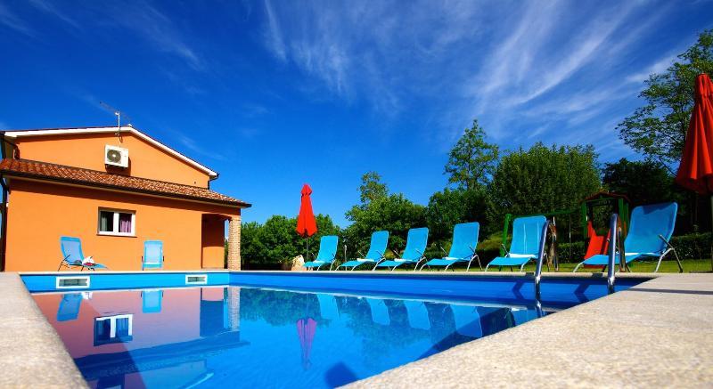 Villa Doria - Image 1 - Motovun - rentals