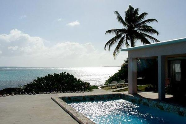 A cottage on Forest Bay Beach on the southern end of Anguilla, stunning ocean views of neighboring islands. IDP PSV - Image 1 - Barnes Bay - rentals