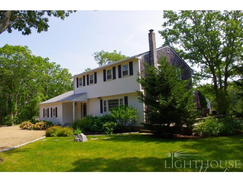 13 Briarwood Drive - Image 1 - Edgartown - rentals