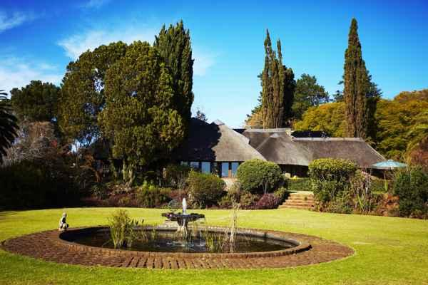 Lodge Fountain View - Sterkfontein Heritage Lodge - Gauteng - rentals
