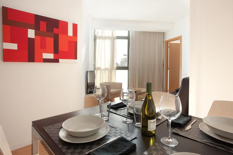 Comedor - Sagrada Familia design 4 - Barcelona - rentals