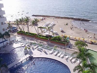 Apartamentos Frente al Mar de Cartagena Palmetto - Image 1 - Cartagena - rentals