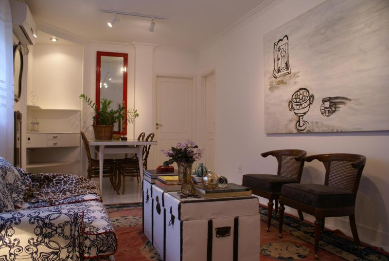 View from the entrance door - São Paulo - Luxury and comfort - Paulinia - rentals