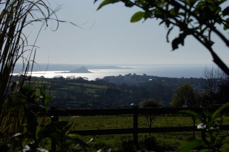 View from Ambosa - Ambosa at Tregoddick Farm - Madron - rentals