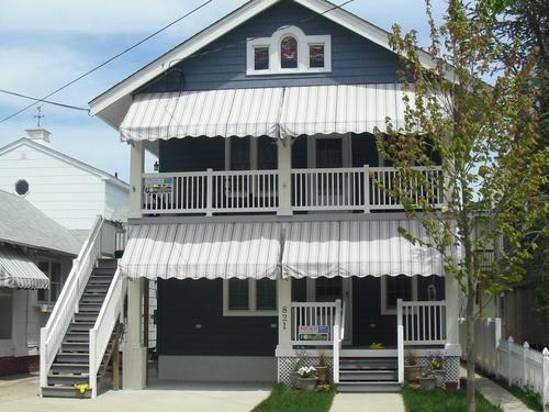 821 1st Street 2nd 115217 - Image 1 - Ocean City - rentals