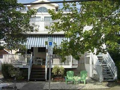 805 2nd Street, 2nd Floor 113209 - Image 1 - Ocean City - rentals