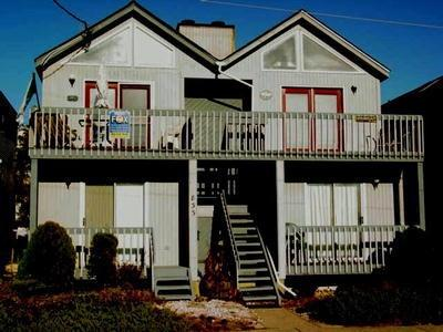Left side is the unit - 835 5th Street TH 32505 - Ocean City - rentals