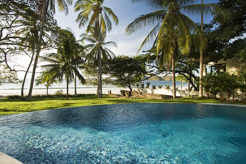 Beach Front Luxury Villa - Image 1 - Playa Flamingo - rentals
