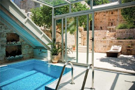 Luxury Villa Hvar - Baroque Palace and Gothic House built in 1612 - Image 1 - Hvar - rentals
