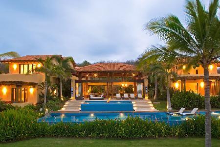 Lovely Villa with Panoramic Views, Infinity Pool & Beach Cabana - Casa Querencia - Image 1 - Punta de Mita - rentals