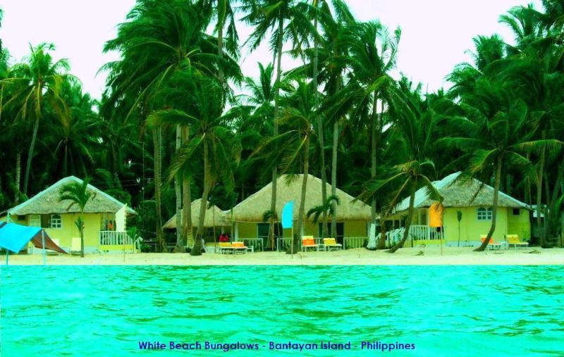 The resort - White Beach Bungalows - Santa Fe - rentals
