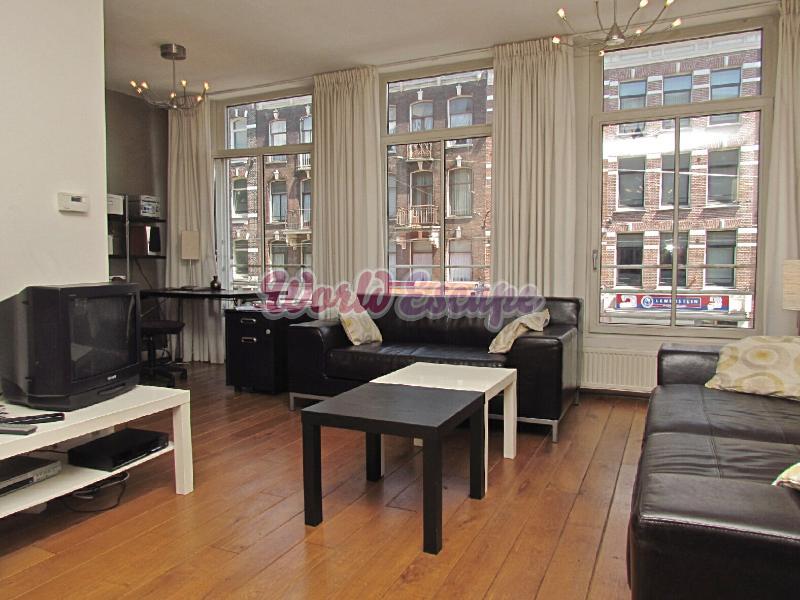 AMS One Bedroom De Pijp Apartment - Key 502 - Image 1 - Amsterdam - rentals