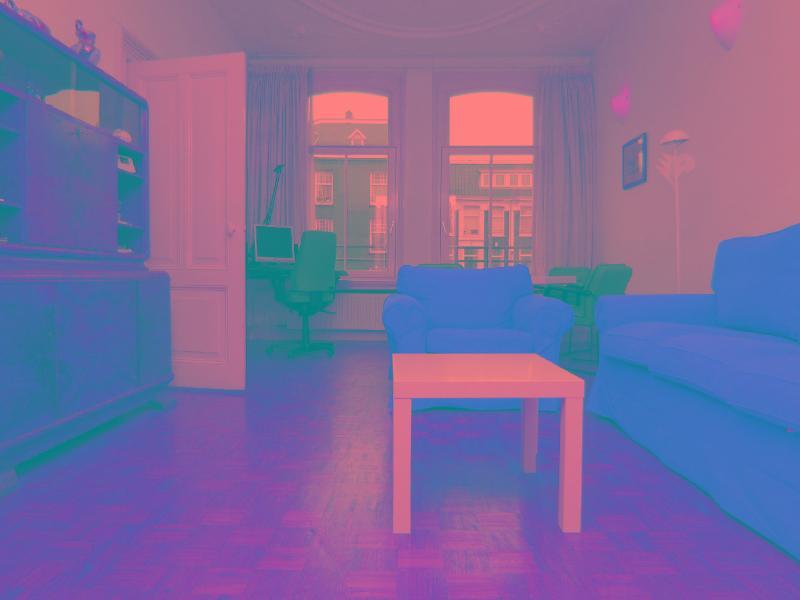 Living Room - AmsterdamStay Apartment: Overtoom 433 - Amsterdam - rentals