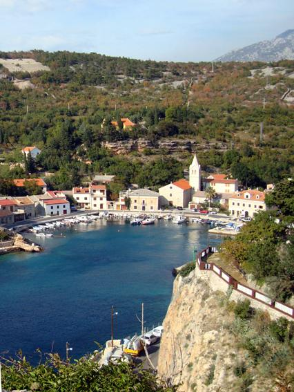 Jablanc Port - Wonderful secluded village Cottage, Croatian Sea - Jablanac - rentals