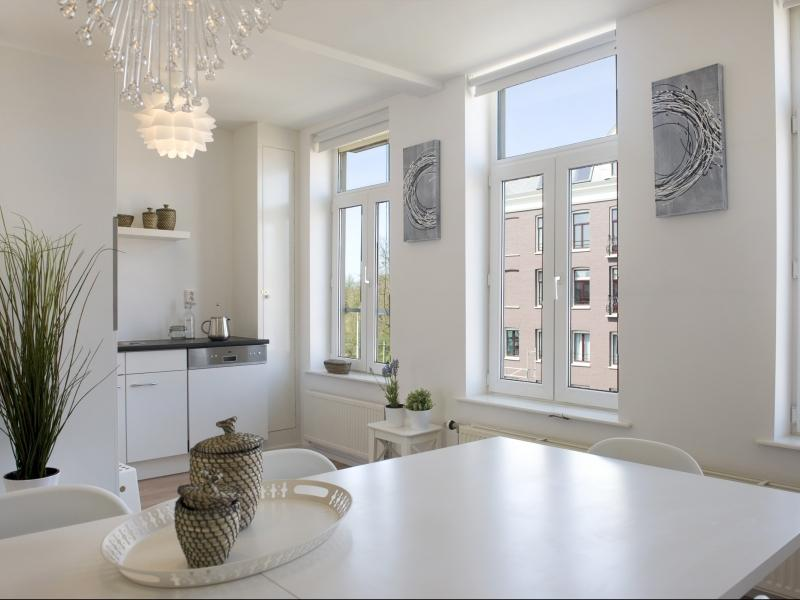 AMS Four-Bedroom House in Oosterpark Area Key 1155 - Image 1 - Amsterdam - rentals