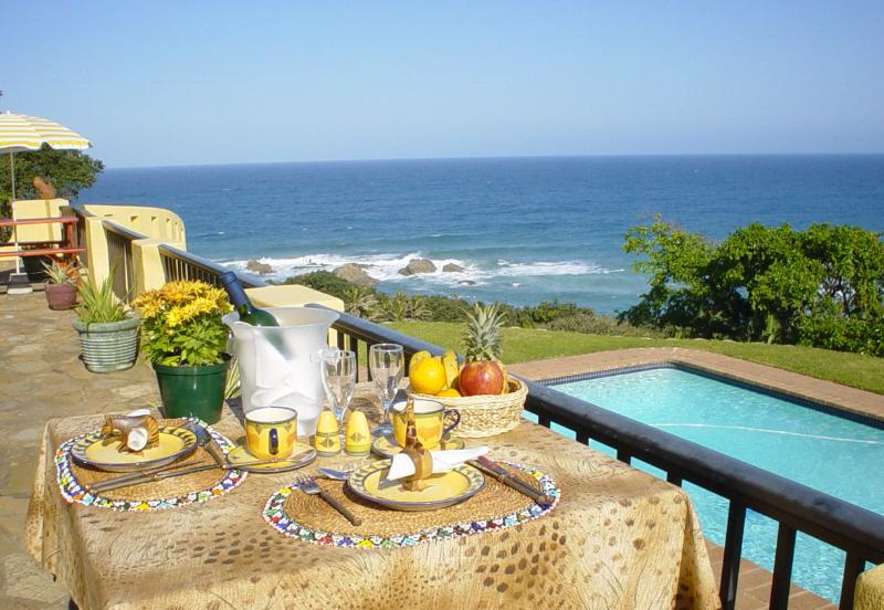 The Pool and the Ocean - Beachomber Bay Guesthouse - Ramsgate - rentals