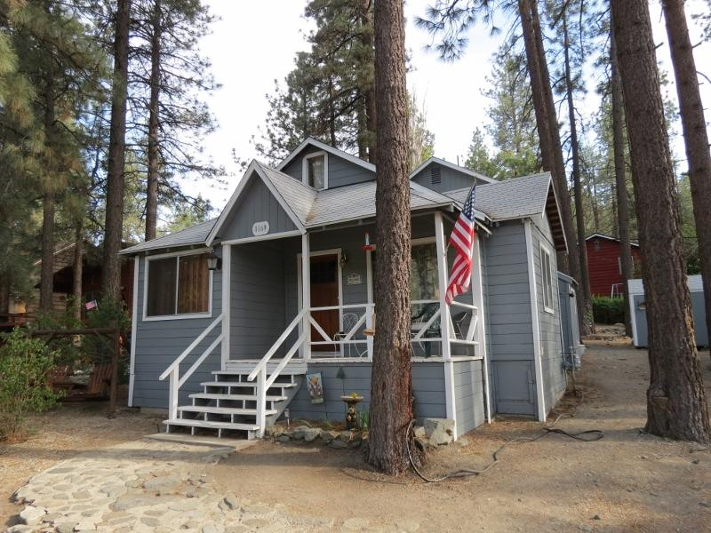exterior - silverbear wrightwood cottage - Wrightwood - rentals