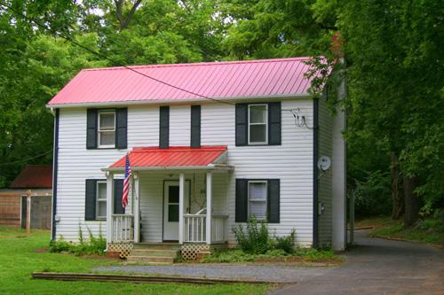 The Jubal Early Cottage at Historic Rosemont Manor Estate - Jubal Early Cottage Historic Rosemont Manor Estate - Berryville - rentals