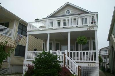 1430 West Avenue, 2nd FL 50473 - Image 1 - Ocean City - rentals