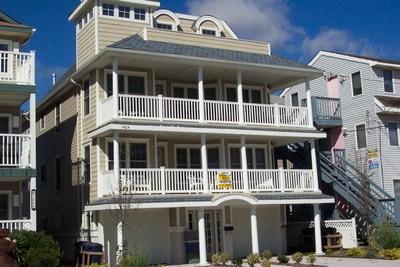 1404 Ocean Avenue 2nd & 3rd 35590 - Image 1 - Ocean City - rentals