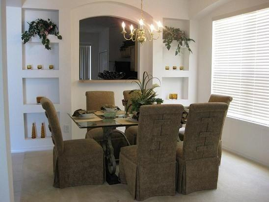 Formal Dining Area - AV6P134VD 6 Bedroom Pool Home Overlooking a Conservation Area - Davenport - rentals