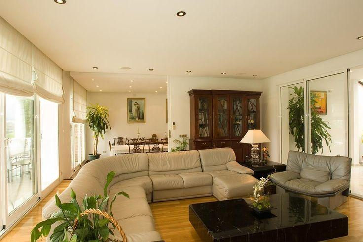 LUXURIOUS VILLA WITH BEAUTIFUL SWIMMING POOL AND STUNNING VIEWS - Image 1 - Valparaiso de Abajo - rentals
