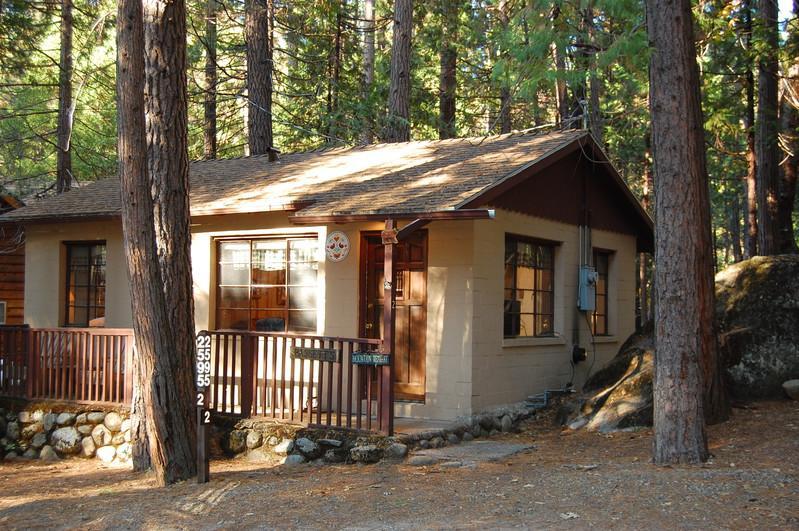 (2) Bassett Cedar Rock Cabin - (2) Bassett Cedar Rock Cabin - Yosemite National Park - rentals