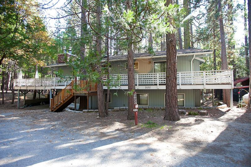 The Tree House II - (48R) The Tree House II - Wawona - rentals