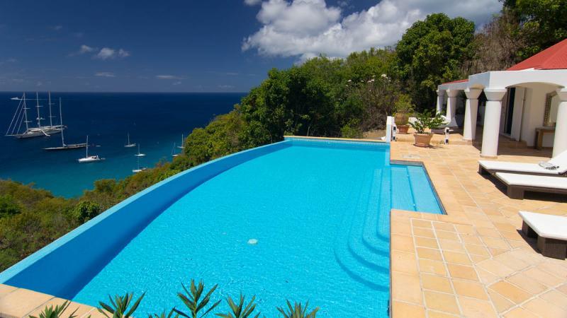 Villa Jasmin St Barth - Villa Jasmin - Saint Barts - Lurin - rentals